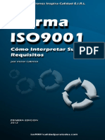 eBook Norma Iso9001 Como Interpretar Sus Requisitos