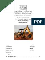Informe RSE Empresa de Máquinas