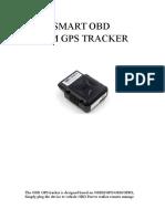 t80 Obd Gps Tracker