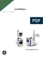 Optima XR220 System Manual