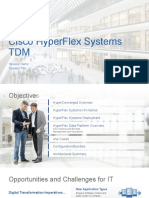 Cisco HyperFlex Systems Technical Deck