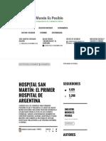05 - Hospital San Martín_ El Primer Hospital de Argentina _ Otro Mundo Es Posible