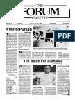 The Forum Gazette Vol. 3 No. 2 June 5-19, 1988