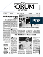 The Forum Gazette Vol. 3 No. 2 June 5-19, 1988