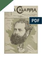 13-A Cigarra, Anno 1, n 11, 18 Jul 1895