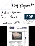 NSA Playset Ossmann Pierce Toorcamp2014