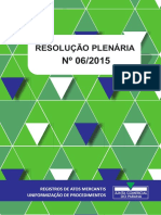 Resolucao 006 2015 Publicacao