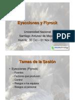 Sesión IVB_Eyecciones y Flyrock