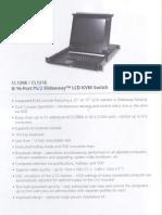 LCD KVM