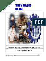 Programming NC IV