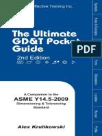 Ultimate GD&T Pocket Guide_ Bas - Alex Krulikowski