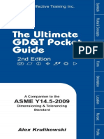 Ultimate GD&T Pocket Guide_ Bas - Alex Krulikowski