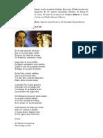 Canto a Bolivar