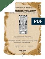 Monografia Penal Mellado y Magno