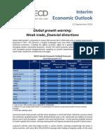OECD Interim Economic Outlook September 2016 Handout (Recovered) (Recovered 1) (Recovered) (Recovered) (Recovered)