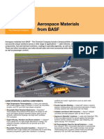 BASF Aerospace Materials Overview