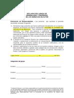 Premio Para Quitarse El Sombrero - Fundacion Romero Dj Derechos de Autor 2016