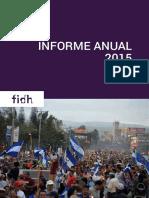 Informe FIDH 2015