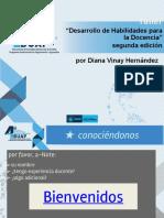 Habilidades DIANA VINAY 4to Encuentro de Egresados.ppt