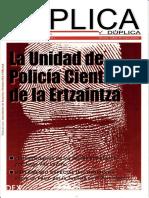 Criminalización Delitos Societarios. Rev. Réplica y Dúplica, N.27, May, 2002.