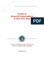 Nonprofits in NYS