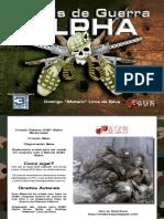 3D&T Alpha - Heróis de Guerra - Biblioteca Élfica