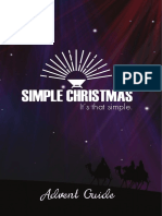 2016 MGEFC Advent Guide