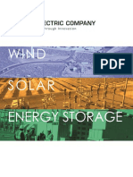 Wind Solar Storage Qualification Document