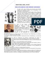 Historia Judo