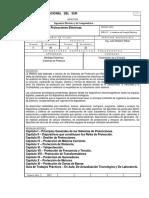 2813 Protecciones Eléctricas - 2010