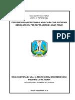 1. TOR Penyempurnaan Pedoman Akuntabilitas Koperasi Berdasar UU Nomer 17 Tahun 2012