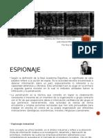 Espionaje en El Peru