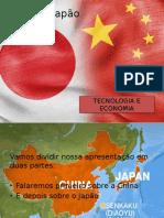 China e Japão.pptx