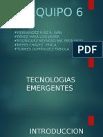 333486054 Tecnologias Emergentes Presentacion