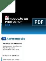 Introdução PhotoShop