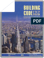 1968 NYC Building Code