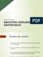 Registro geológico- geotécnico
