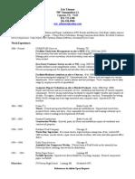 Jobswire.com Resume of eric_jthomas