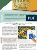 Boletim Informativo REPI n03