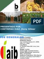 AGROINDUSTRIAS AIB S.A..pptx
