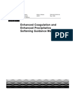 Enhanced Coagulation and Enhanced Precipitative Softening Guidance Manual