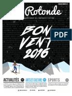 La Rotonde - Édition du 5 décembre 2016