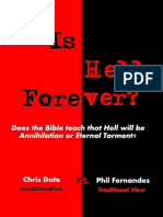 Is Hell Forever Phil Fernandes