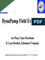 Presentation Ssi DynaPump