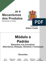 DESING - Professor Aldeci - Estrutura e Mecanismo - 04.03.2015