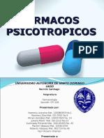 Fármacos Psicotrópicos
