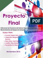 Proyecto Informática