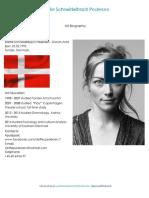 Steffie Pedersen CV