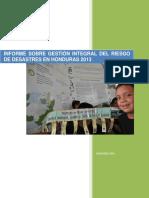 Informe GIRD Honduras BUENO