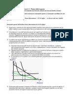 Esercizi - 4 - Teoria Delle Imposte